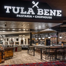 Tula Bene Fine Dining inside Tulalip Resort Casino at Quil Ceda Village