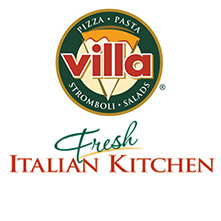 Villa Fresh Italian Kitchen restaurant inside Seattle Premium Outlets