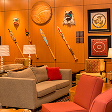 Tulalip Resort Casino Gallery at Quil Ceda Village