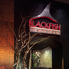 Blackfish restaurant inside Tulalip Resort Casino at Quil Ceda Village