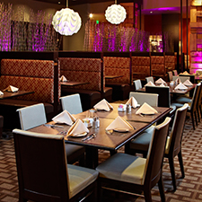 Cedars Cafe restaurant inside Tulalip Resort Casino at Quil Ceda Village