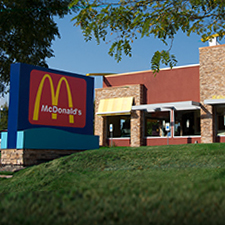 McDonald's at Quil Ceda Village