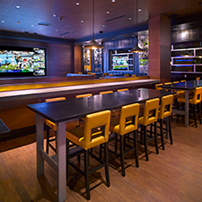 The Draft restaurant inside Tulalip Resort Casino at Quil Ceda Village
