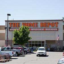 Home Depot at Quil Ceda Village