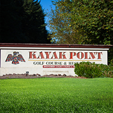 Kayak Point Golf Course